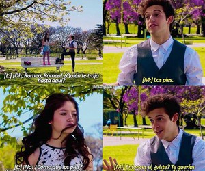soy luna, lutteo, and matteo image
