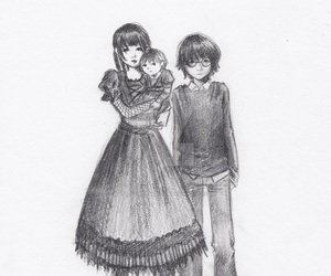 A Series of Unfortunate Events, fan art, and violet beaudelaire image