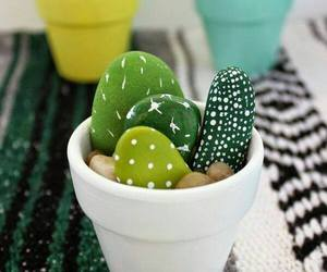 diy, cactus, and decor image
