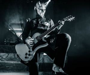 ghost, metal, and music image