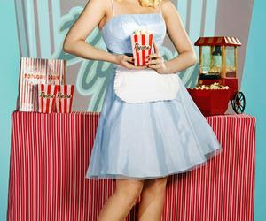 1950s, christina, and lookalike image