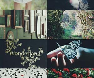 alice in wonderland and disney princess image