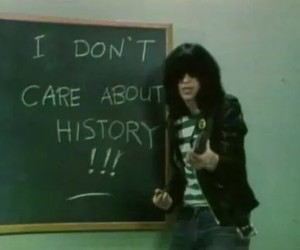 ramones, punk, and joey ramone image