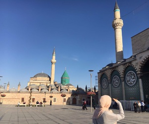 beautiful, mosque, and turkey image