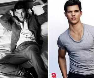 Taylor Lautner and twilight image