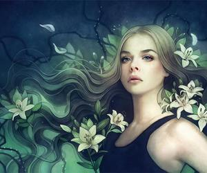 art, book cover, and anna dittmann image