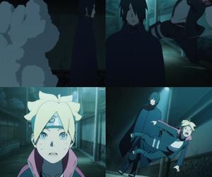 sasuke, boruto, and uzumaki image