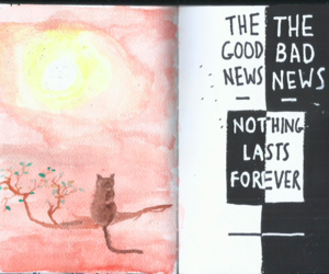 art, art journal, and quotes image