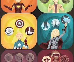 Avengers, Marvel, and the avengers image