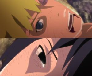 anime, narusasu, and boys image