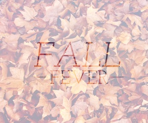autumn, easel, and font image