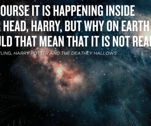 harry potter, quotes, and books image