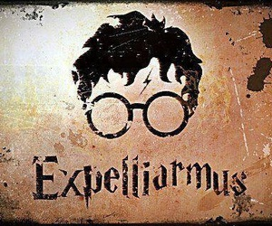 harry potter and expelliarmus image