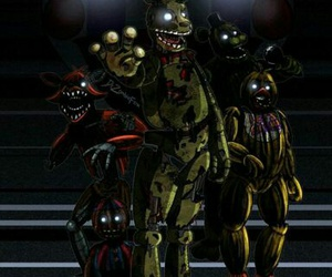 springtrap and five night at freddy's 3 image