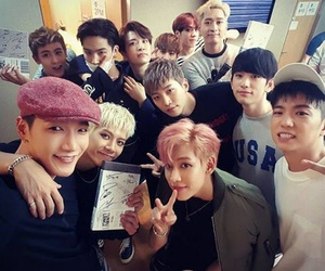 got7, 2PM, and mark image