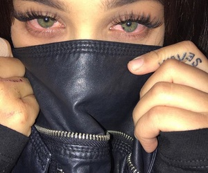 aesthetic, green eyes, and amsterdam image