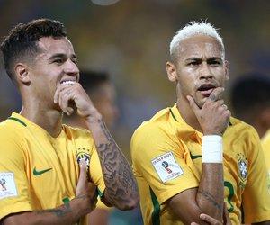 seleção brasileira, neymar, and cbf image