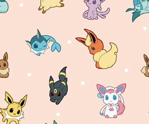 pokemon, eevee, and cute image