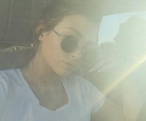 fashion, gorgeous, and sunglasses image