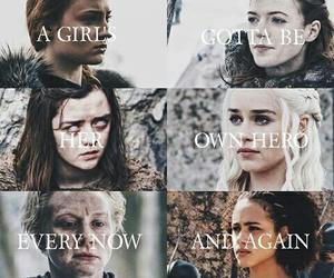 Queen, stark, and got image