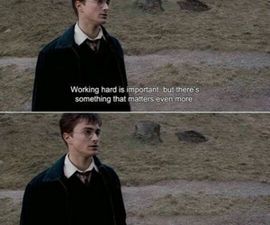 harry potter, quote, and movie image