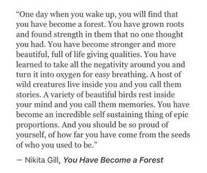 quote and nikita+gill image