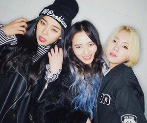ladies code, kpop, and rise image