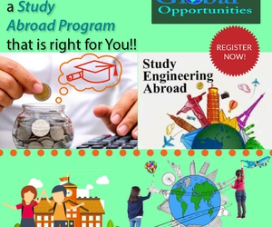 studyabroad, overseaseducation, and foreigncareerconsultants image