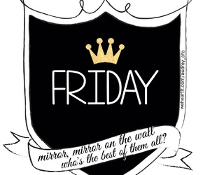friday, enjoy, and weekend image