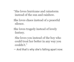heartbreak, quotes, and story image