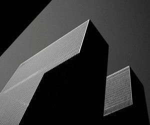 architecture, b&w, and black image