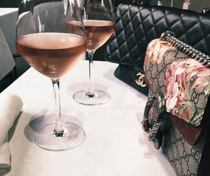 drink, chanel, and bag image