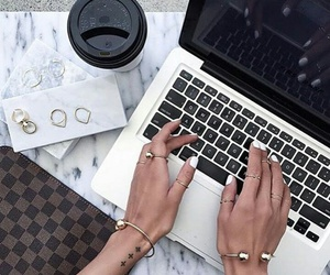 accessories, coffee, and goals image