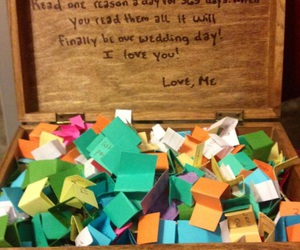 love, diy, and gift image