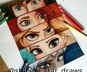 disney and draw image