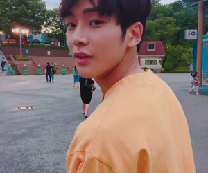 rowoon, sf9, and kpop image