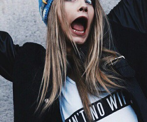 Hot, delevingne, and cute image