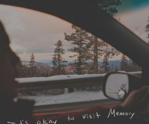 memories, quotes, and travel image