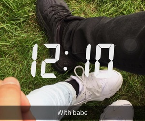 goals, shoes, and myall image