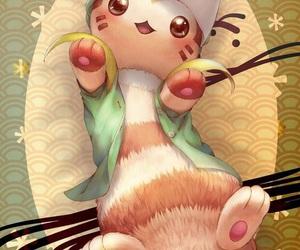 pokemon and furret image