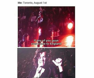 one direction, funny, and harry image