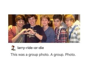group, louis tomlinson, and fetus larry image