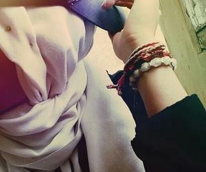 girls, cute, and hijab image