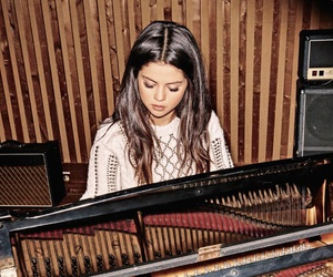 selena gomez, music, and revival image