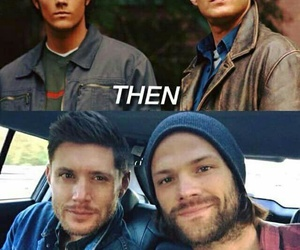 brothers, supernatural, and dean image