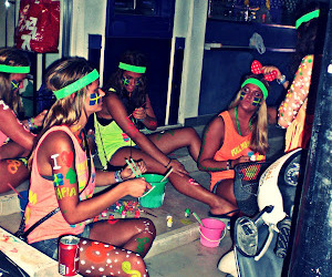 thailand and full moon party image