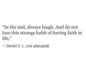 always, end, and faith image