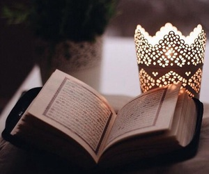 islam, quran, and book image