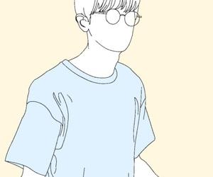 chanyeol, aesthetic, and boy image