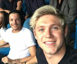 louis tomlinson and niall horan image